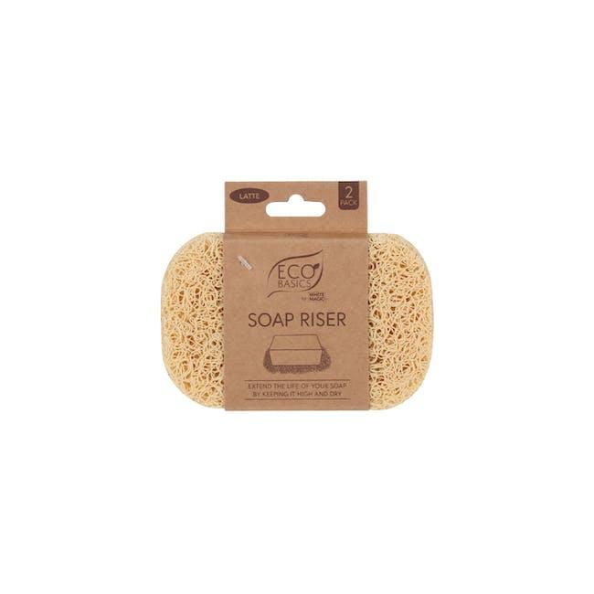 Soap Riser - Latte - 3