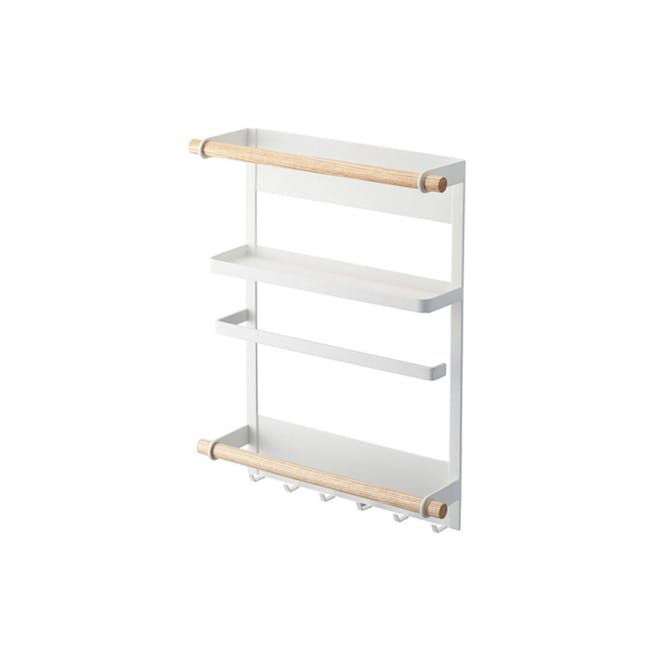 Cyril Magnetic Rack - White - 0