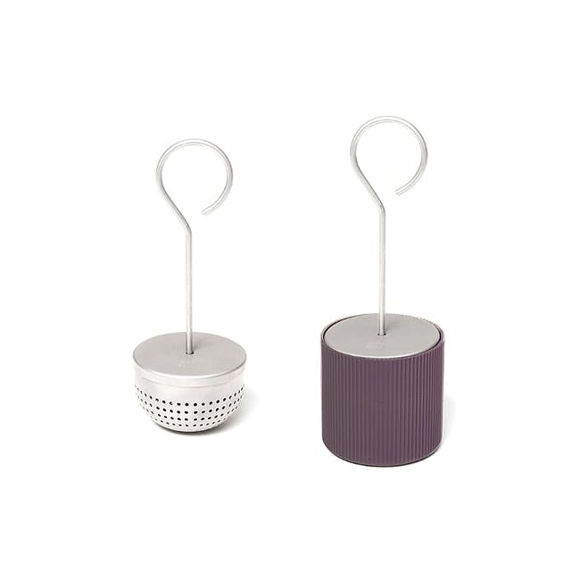 OMMO Buoy Tea Infuser - Round - 3