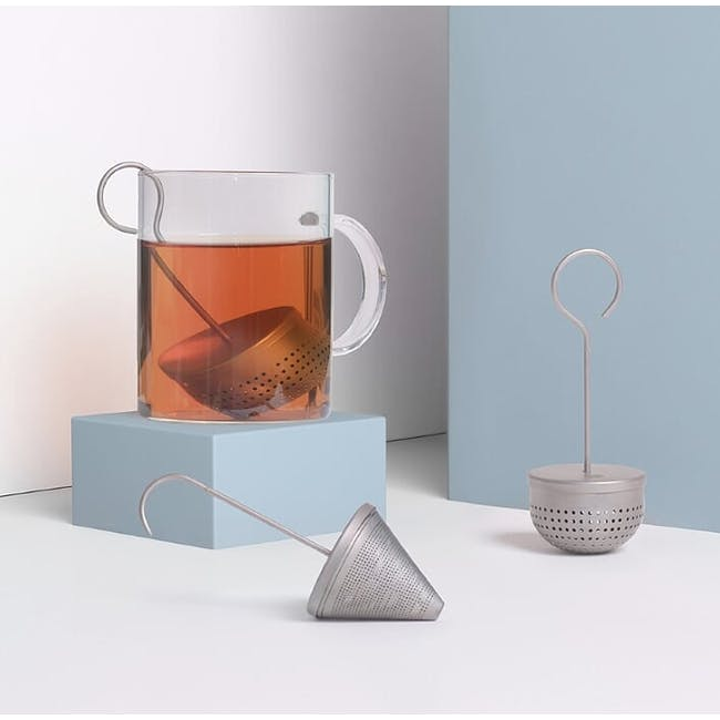 OMMO Buoy Tea Infuser - Round - 2