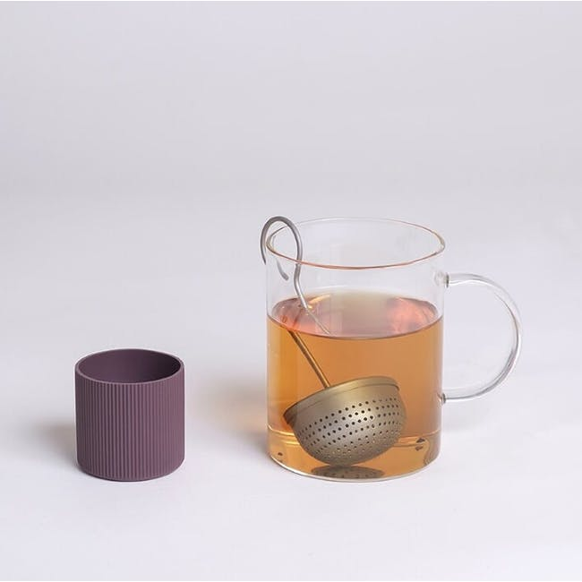 OMMO Buoy Tea Infuser - Round - 1