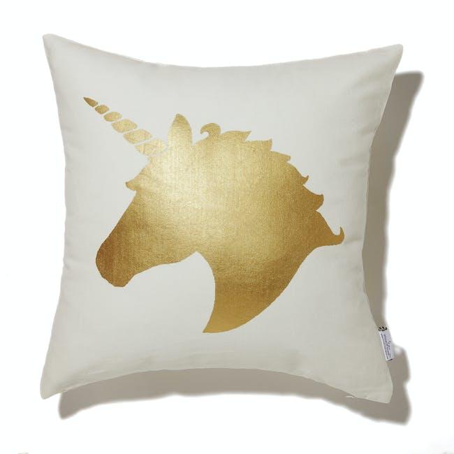 Unicorn Cushion Cover - 2