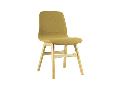 Bianca Dining Chair - Oak, Oasis - Image 1