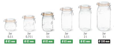 Super Jar 0.5L  - Image 2