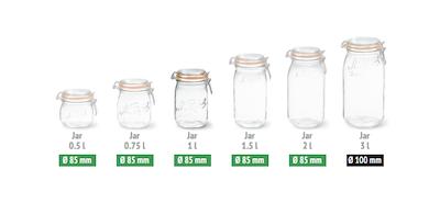 Super Jar 1.5L