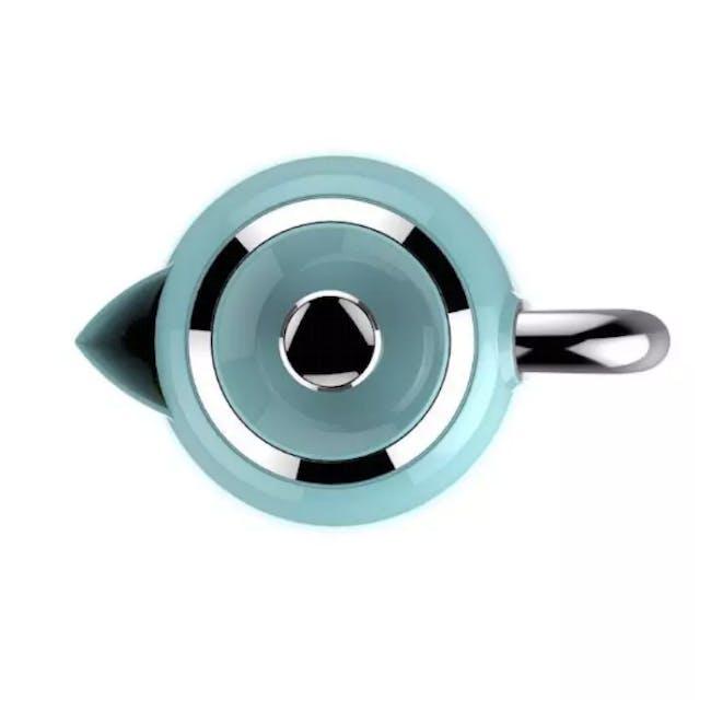 Odette Jukebox 1.7L Retro Electric Kettle - Mint - 1