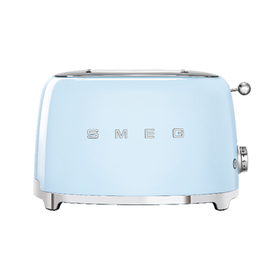 Smeg 2-Slice Toaster -Pastel Blue