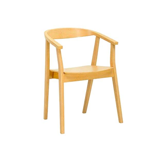 Greta Chair - Natural - 0
