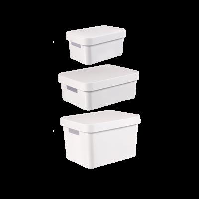 Infinity Box + Lid - White - Image 2