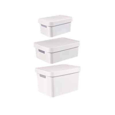 Infinity Box + Lid - White - Image 2