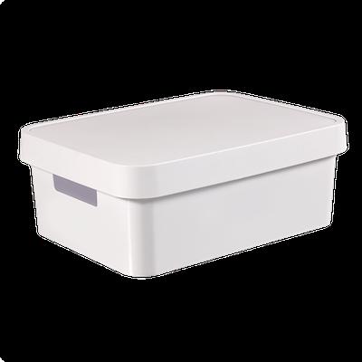 Infinity Box + Lid - White - Image 1