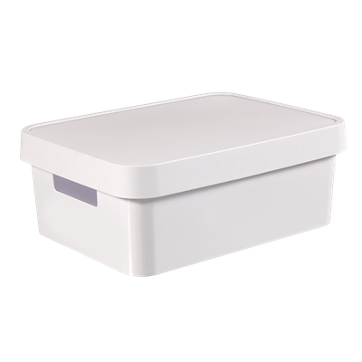 Infinity Box + Lid - White - Image 1