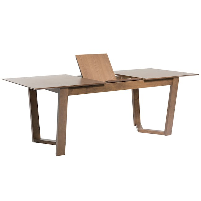 Meera Extendable Dining Table 1.6m - Cocoa - 7