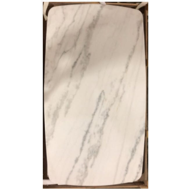 (As-is) Hagen Marble Dining Table 1.6m - 3 - 1