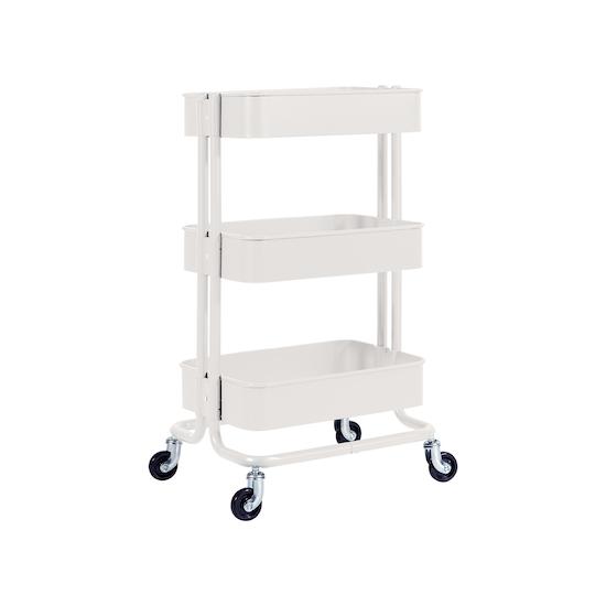 1688 - Snyder Trolley - White