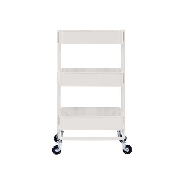 Snyder Trolley - White - 1