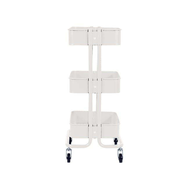 Snyder Trolley - White - 3
