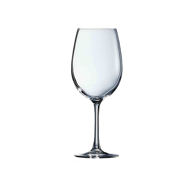 Chef & Sommelier Cabernet Wine Glass - Set of 6 (4 Sizes) - 0