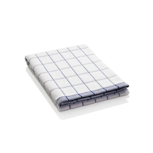 e-cloth Eco Tea Towel / Dish Cleaning Cloth - Blue - 0
