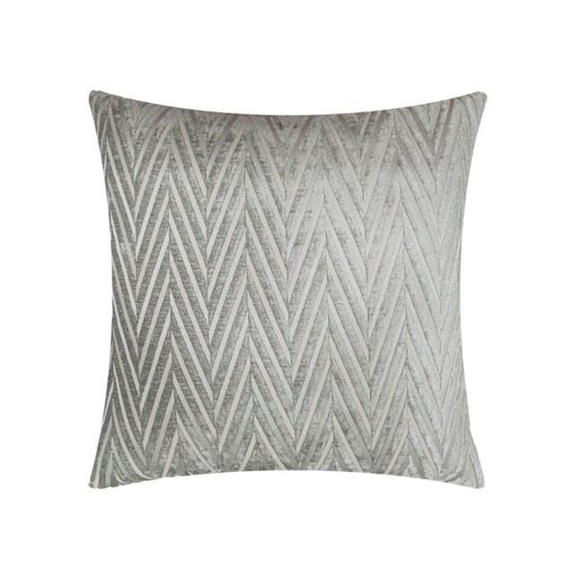 Lola Cushion Cover - White - 0