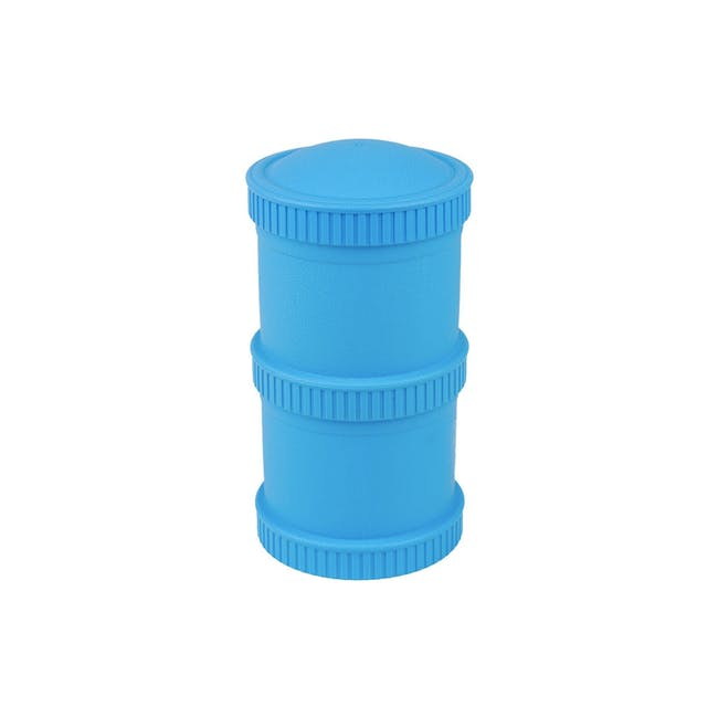 Re-Play Snack Stack Set - Sky Blue - 0
