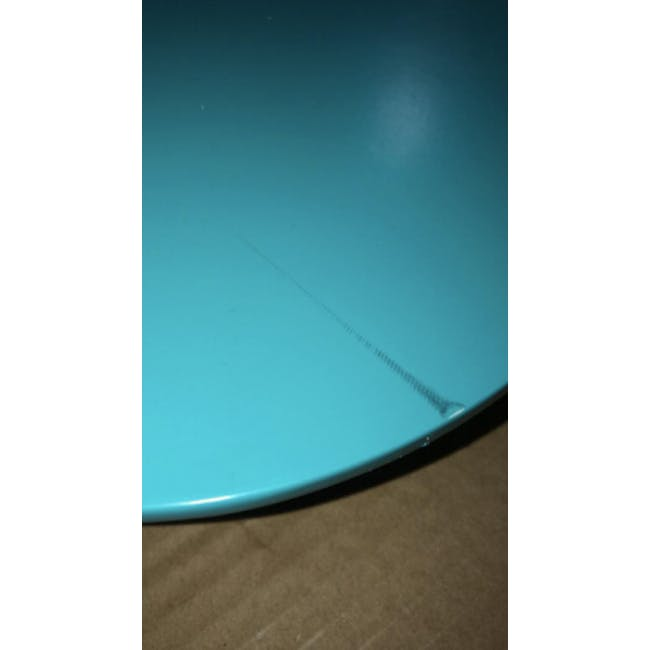 (As-is) Avery Coffee Table - Robin Blue - 2