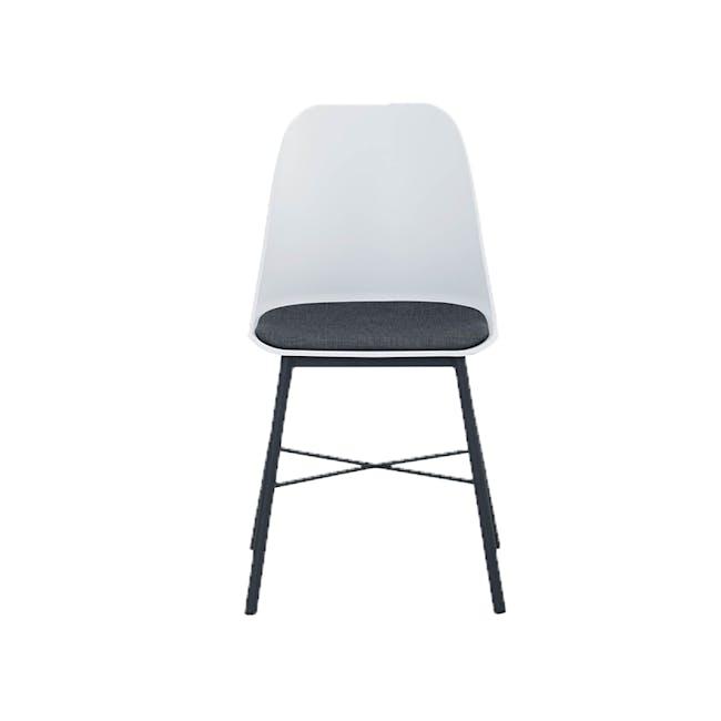 Denver Dining Chair - White - 1