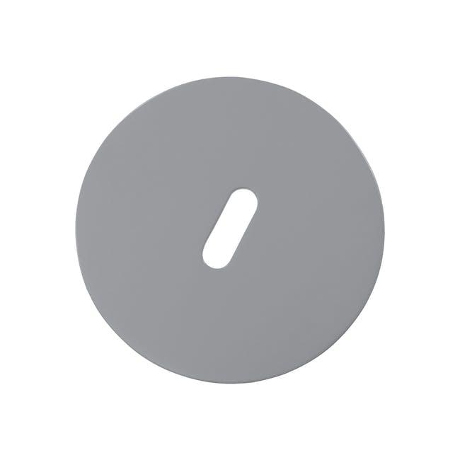(As-is) Calder Stool - Light Grey - 3 - 11