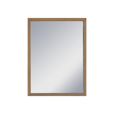 Hosta Half-Length Mirror 30 x 40 cm - Walnut - Image 2