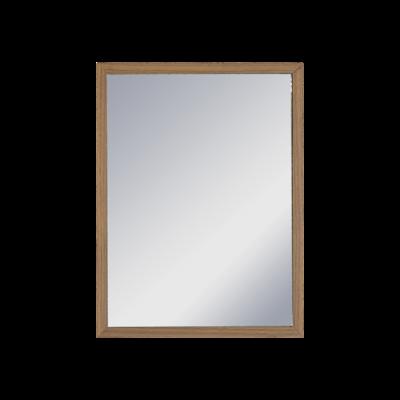 Hosta Half-Length Mirror 30 x 40 cm - Walnut - Image 2