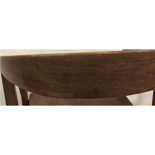 (As-is) Greta Chair - Cocoa - 3 - 11