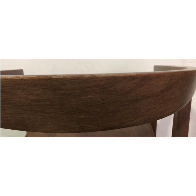 (As-is) Greta Chair - Cocoa - 3 - 4