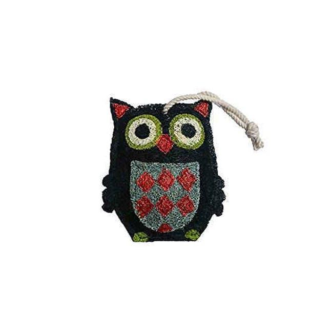 Black Owl Loofah - 0
