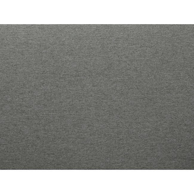 Elijah 2 Seater Sofa - Dolphin Grey (Fabric) - 7