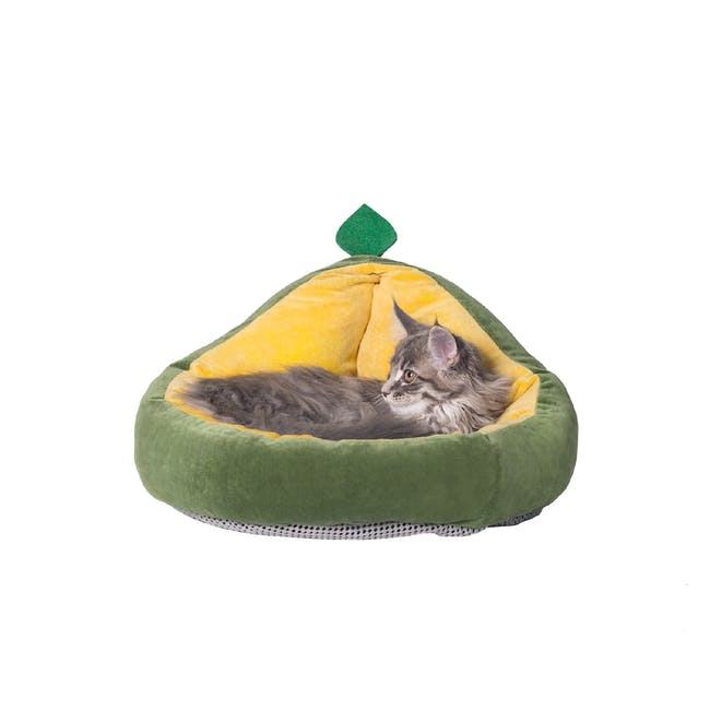 Pidan Avocado Pet Bed - 0