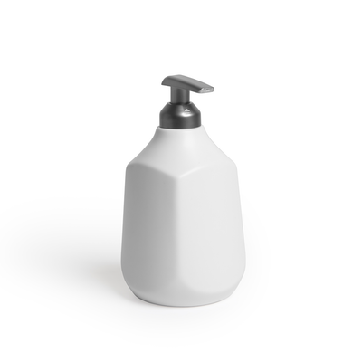 Corsa Soap Pump - White - Image 2