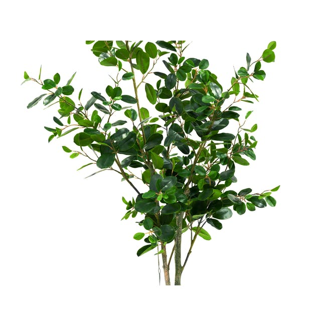 Potted Faux Bayan Tree 160 cm - 3