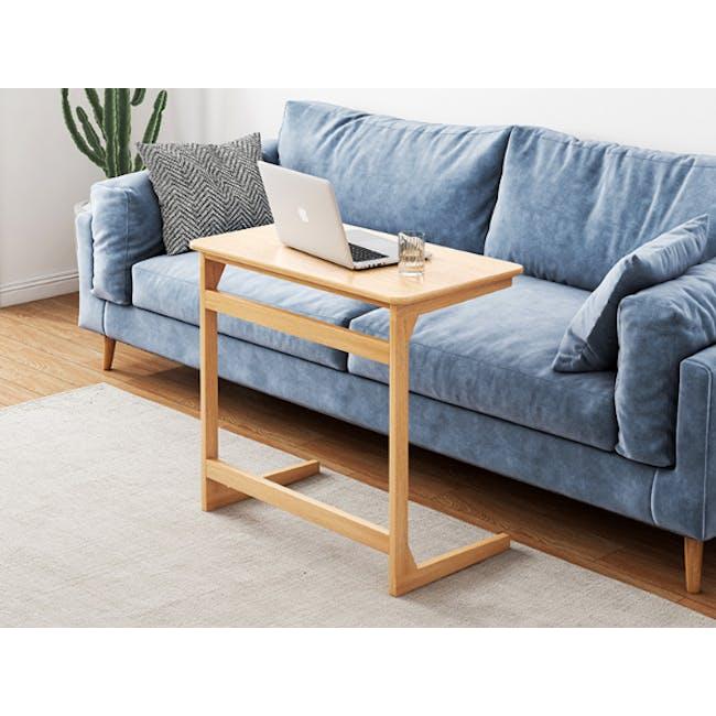 Keiji Long Side Table - 1