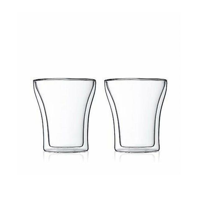 ASSAM Double Wall Glass 0.2L (Set of 2) - 2
