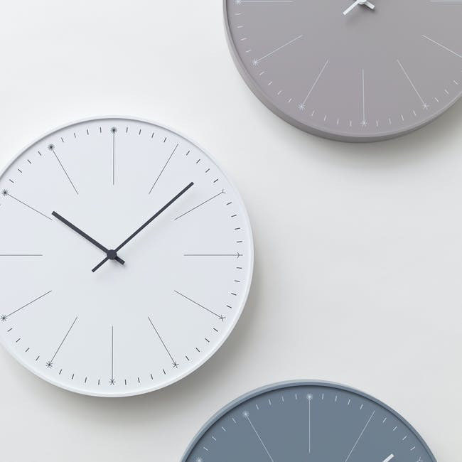 Dandelion Clock - Gray - 3