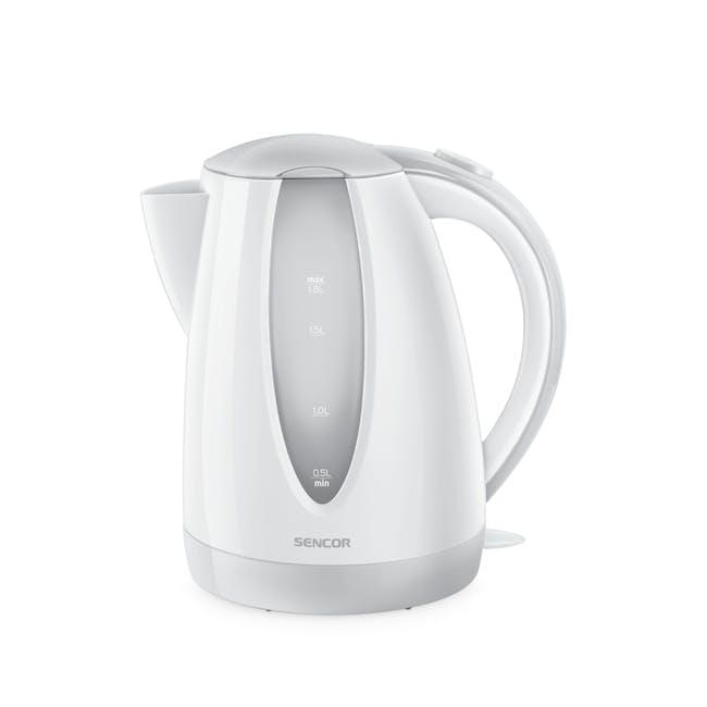SENCOR Electric Kettle - White - 0