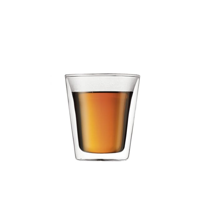 CANTEEN Double Wall Glass 0.2L (Set of 2) - 0