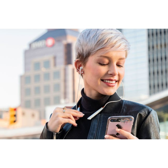 Klipsch T5 Neckband Bluetooth Earphones - Brown - 1