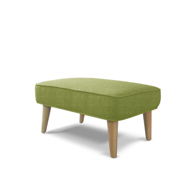 Ranche Ottoman - Green - Image 1