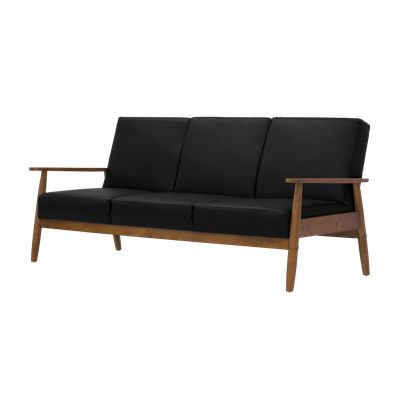 (As-is) Todd Sofa - Black - 1 - Image 2