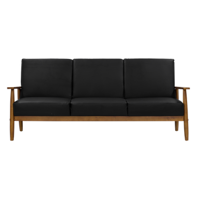 (As-is) Todd Sofa Bed - Black - 6 - Image 1