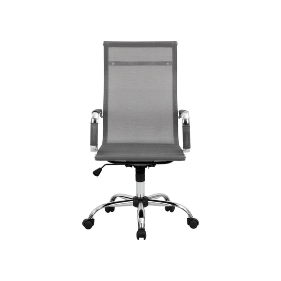 Eames High Back Mesh Office Chair Grey