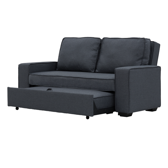 Sofa Beds - MLM - Arturo 3 Seater Sofa Bed - Anthracite
