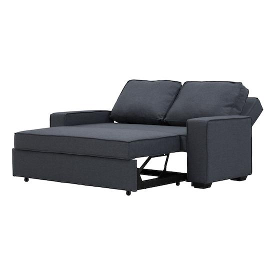 Arturo 3 Seater Sofa Bed Anthracite