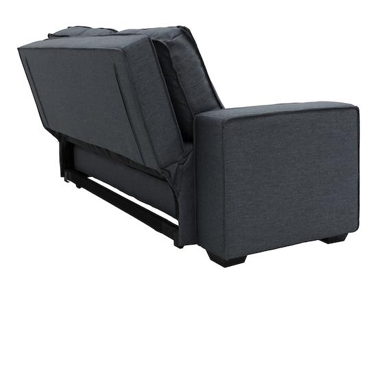Sofa Beds - MLM - Arturo 3 Seater Sofa Bed - Granite